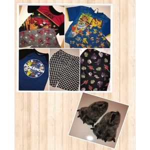 Kids Pajamas Bundle